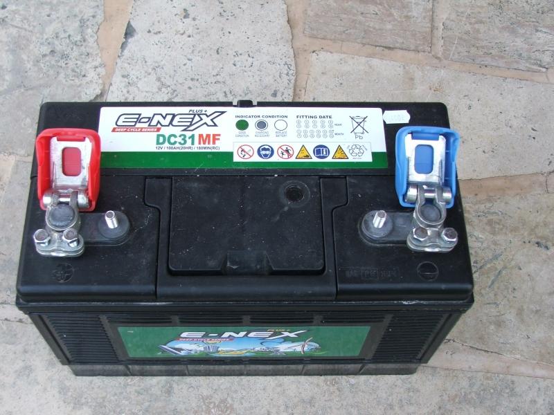 Akkumulátor gyors saru